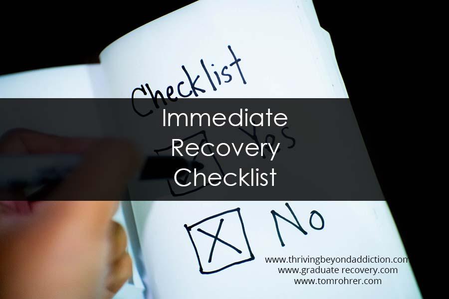 recovery summary